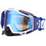 100% Racecraft Goggle cobalt blue / mirror